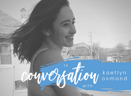 In Conversation with Kaetlyn Osmond