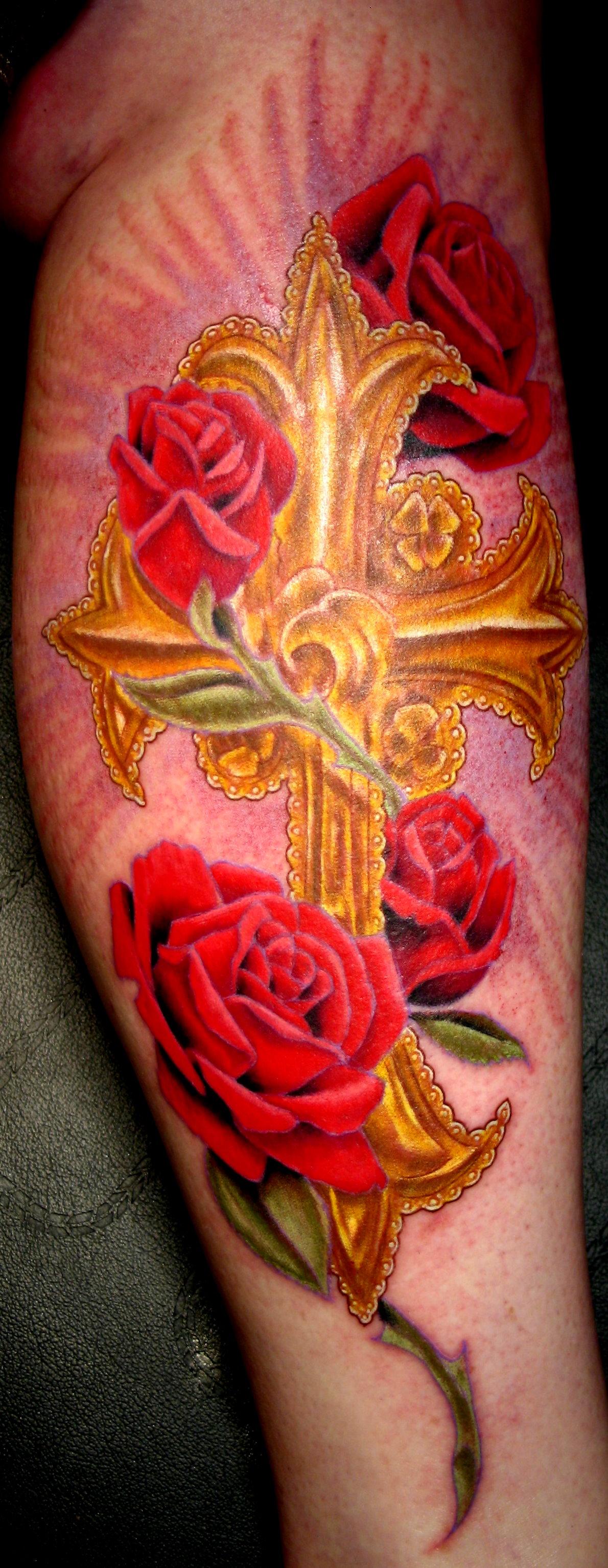 rosecross