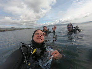 learn to dive in cork ireland