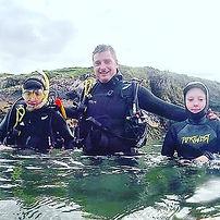 Dive Summer Camp in Cork Ireland