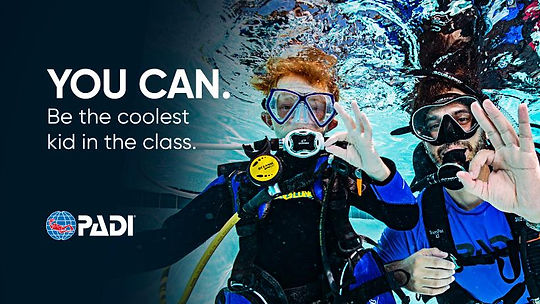scuba diving summer camp in Cork Ireland