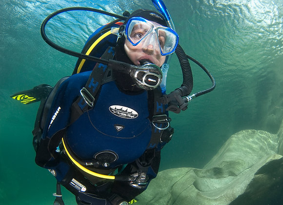 Guided Dive for Certified Divers