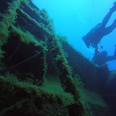 diving in Cork and Southern Ireland
