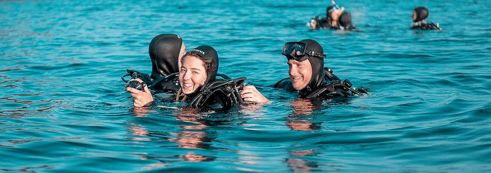 Group Scuba Diving Lesson in Cork Ireland