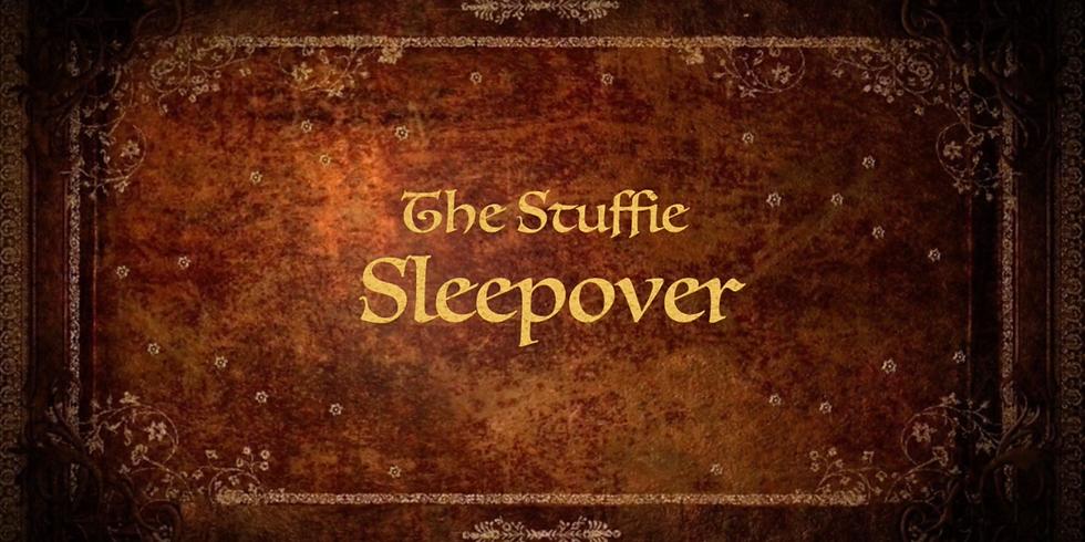 Stuffie Sleepover 2020