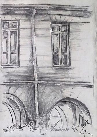 Borges da costa, arcos e janelas - 1996.