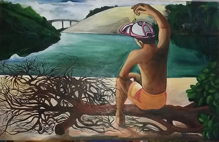 Sabiaguaba - para onde a ponte aponta -