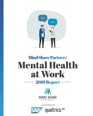 Mental Health at Work Report