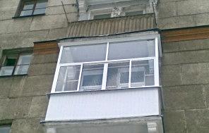 Сталинский балкон
