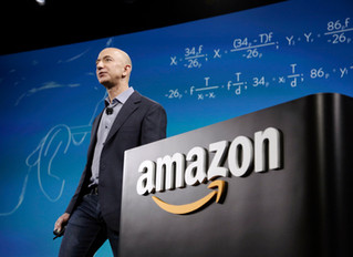DISRUPTION – TRANSFORMATION: the  Amazon U-turn