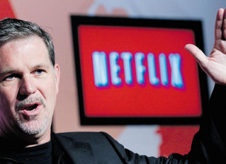 DISRUPTION – TRANSFORMATION: the  Netflix way