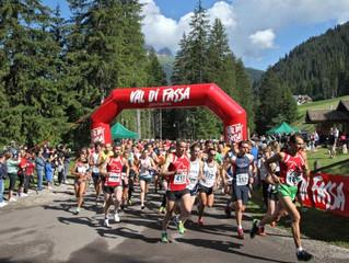 Val di Fassa Running - DAL 25 AL 30GIUGNO 2017