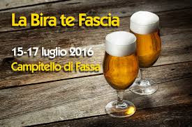 LA BIRA TE FASCIA - 14-15-16 luglio 2017
