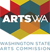 Logo of the WA State Arts Commission