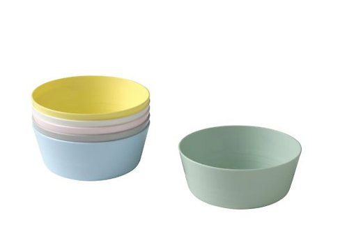 KALAS Bowl, Mixed Colour – IKEA