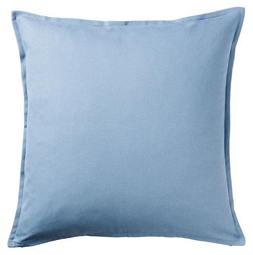 GURLI Cushion (Throw) cover, Light Blue, 20″ x 20″ – IKEA