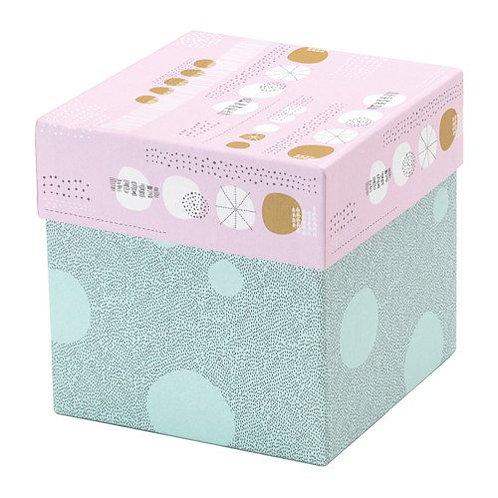 KVITTRA Box with Lid - IKEA
