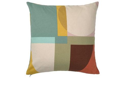 STENMÄTARE Cushion Cover, multicolour 50x50 cm by IKEA
