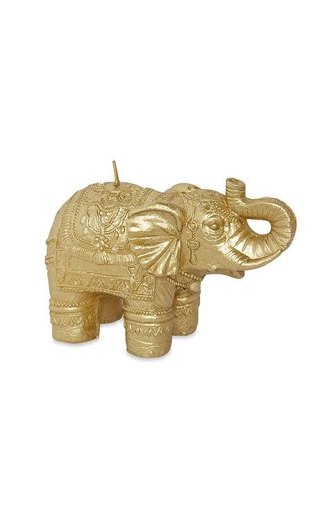 Elephant Shaped Candle