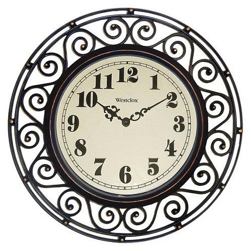 Filigree Clock, Westclox