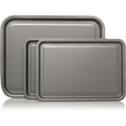 Grey Oven Tray Set by George Home