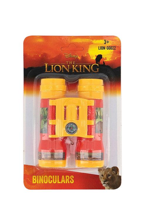 The Loin King Binoculars, Red/Yellow by Disney