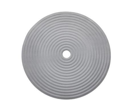 DOPPA Shower mat, dark grey 46 cm by IKEA