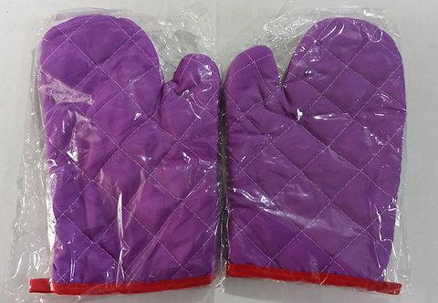 Anti Steam Oven Glove Purple