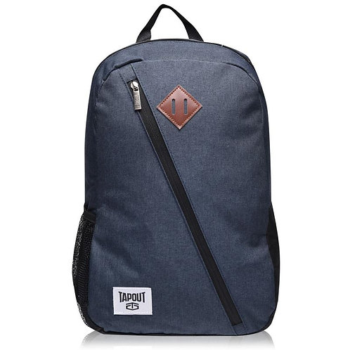 Day Backpack, Navy Blue by TAPOUT