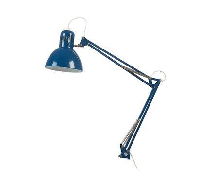 TERTIAL Work Lamp, Blue - IKEA