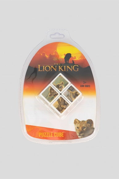 The Lion King Puzzle Cube, White Combo by Disney