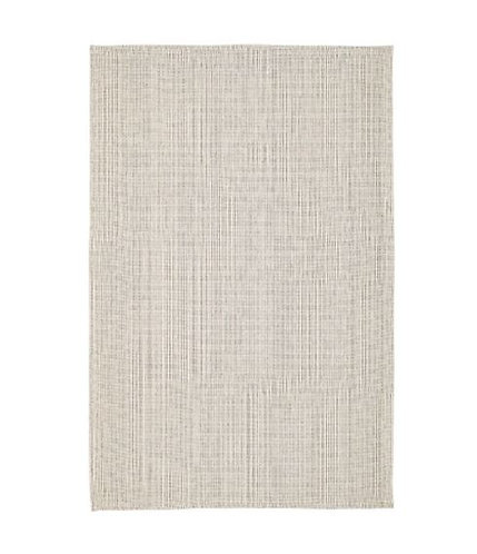 TIPHEDE Rug, flatwoven, natural/off-white 180 X 120 cm  by IKEA