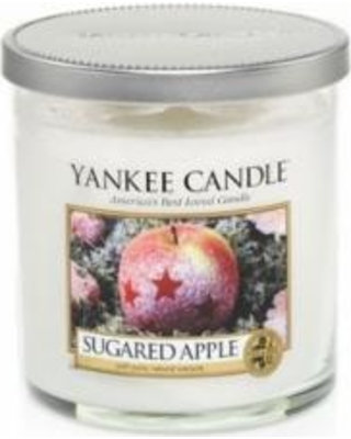 Sugared Apple Small Tumbler Candle
