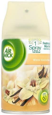 Freshmatic Air Freshener Refill, White Vanilla Bean, 250 ml by Air Wick