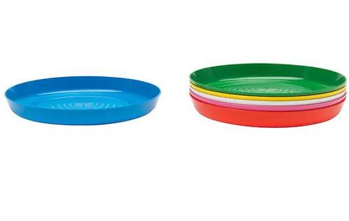 KALAS Plate, multicolour – IKEA
