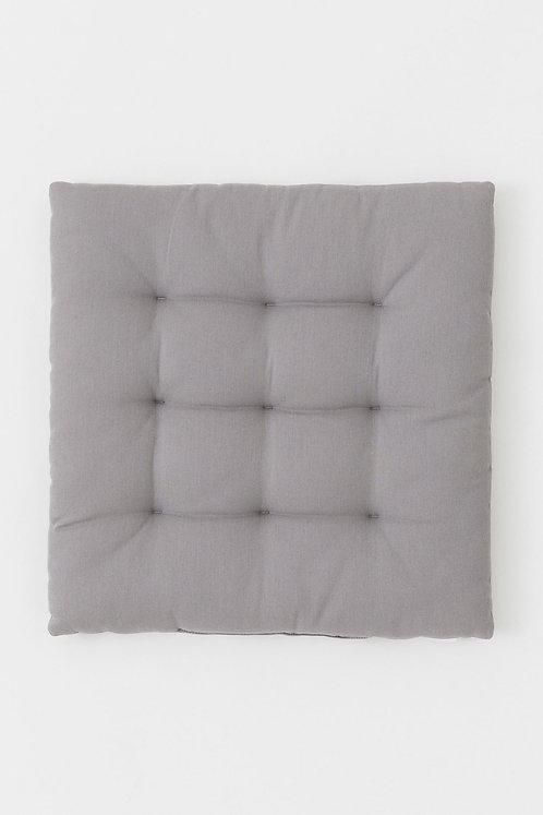 Twill seat cushion, Grey by H&M