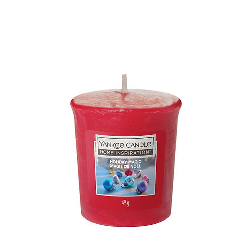 Holiday Magic Sampler Votive by Yankee Candle