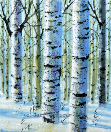 White Birches of Colorado