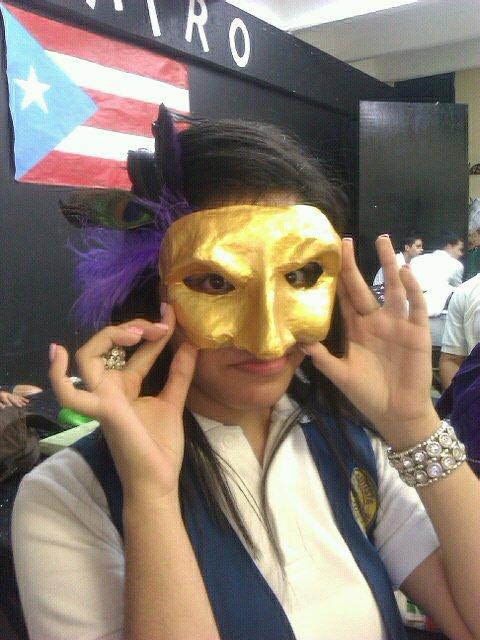 Mask Making Process