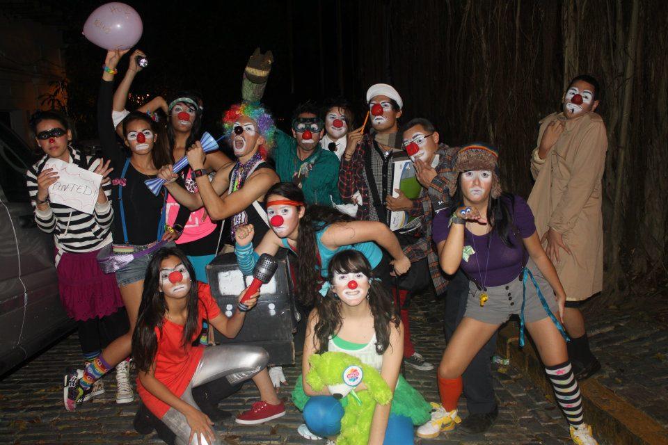 2012 Colegio Bautista de Caguas Theatre Group