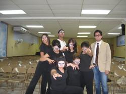 2008 Colegio Bautista de Caguas Theatre Group