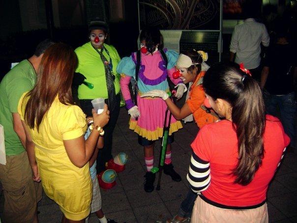 2009 Colegio Bautista de Caguas Theatre Group2