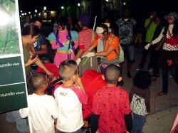 2009 Colegio Bautista de Caguas Theatre Group3