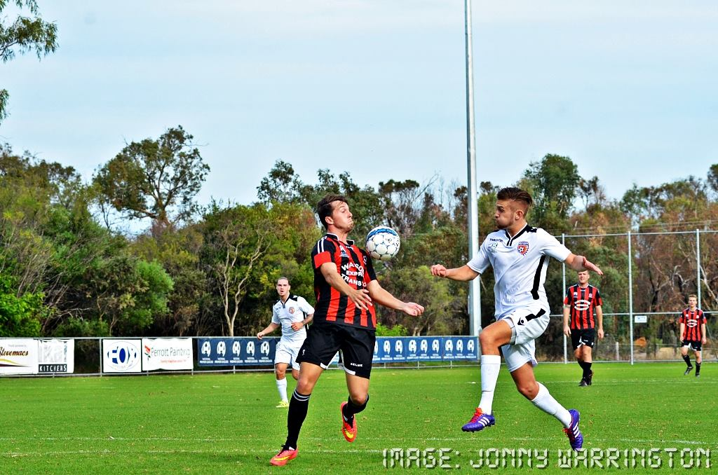 Armadale VS Perth Glory