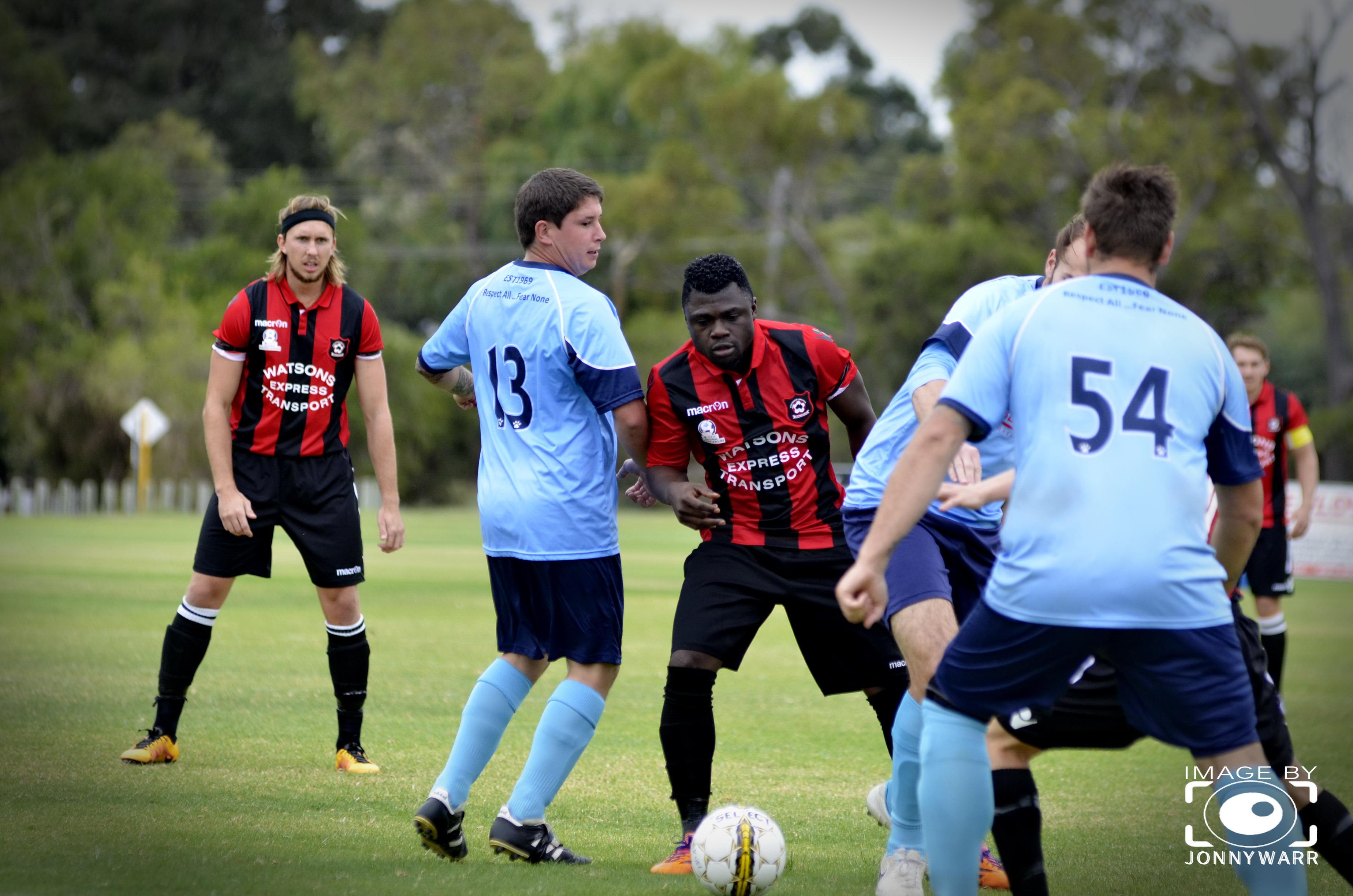 ASC VS Kalmunda Utd FFA Cup r.4