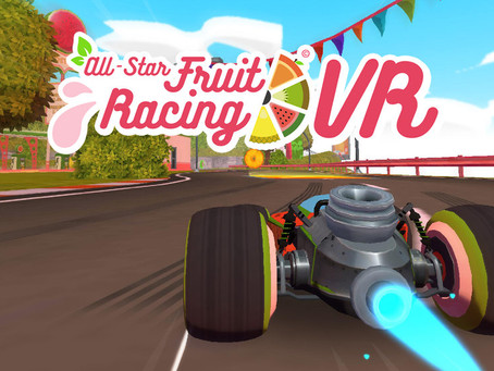 Going Round Corners: Designing a Mobile VR Racing Game