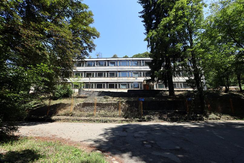 Main building  (south west)
