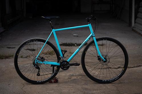 Bicicleta urbana n. 288 - tamanho 58