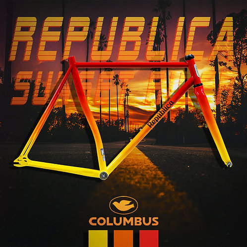 "Frameset Catalina ""Sunset Rider"" Columbus - size 52"