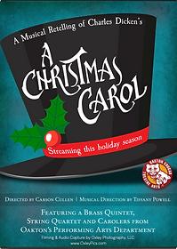 OAKTON_A CHRISTMAS CAROL_BLU RAY CASE LA